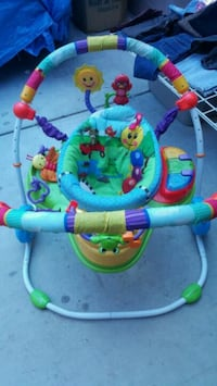 baby's blue and green jumperoo Tucson, 85710
