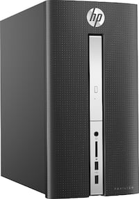 BRAND NEW HP Pavilion 510-P114 - tower - Core i7 6700T 2.8 GHz - 12 GB - 2 TB Lake Zurich
