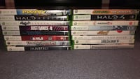 Assorted Xbox 360 games Owings Mills, 21117