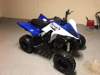 2016 Yamaha raptor 90cc Winter Haven, 33880