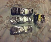 Motorola 3 cordless phone set