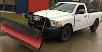 *PLOW TRUCK w/ BOSS PLOW* 2012 Ram 1500 4WD -- GUARANTEED CREDIT APPROVAL! Des Moines
