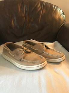 SPERRY Top-Sider men's shoes. Size-9.