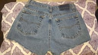 High waisted distressed Jordache jean shorts  Springfield, 97478