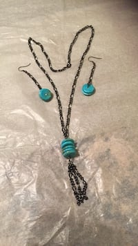 Fashion jewelry earring and necklace Long Beach, 11561