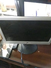 gray flat screen computer monitor Bristol, 24201
