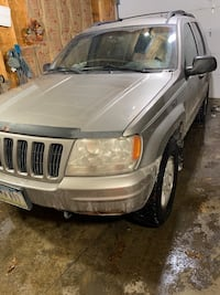 2000 Jeep Grand Cherokee LIMITED 4WD Des Moines