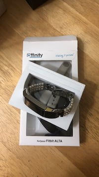 black and silver analog watch in box Calgary, T3J 0B4
