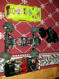 truggy is RTR 22t 2.0 brushless race truggy $250 today only Brampton, L6V 1H3
