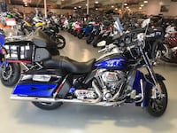 2011 Harley Davidson Electra Glide CVO Ultra Classic. Ask for Jennifer!! White Plains, 20695