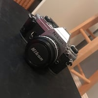 Nikon film camera  Rowland Heights, 91748