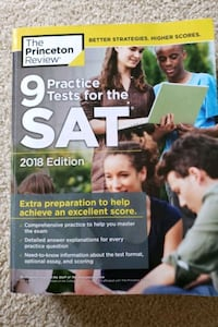 9 Practice Tests for the SAT Arlington, 22203