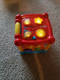 red and yellow plastic toy Martinsburg, 25405