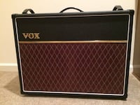 Vox AC15 2x12 Tube Guitar Combo Amplifier Sterling, 20164