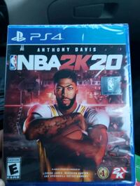 NBA 2k20 Brand new For ps4  Anchorage, 99504