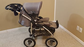 Quinny stroller in good condition