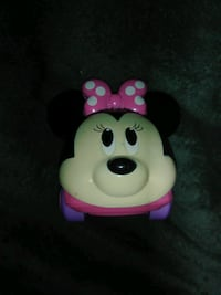 Minnie Mouse toy car