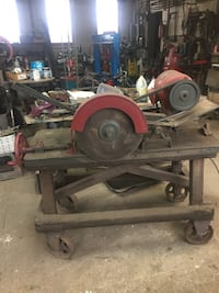 Heavy Duty Cut off Saw West Lincoln, L0R