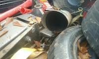 """5 or 6"""" exhaust tips."""