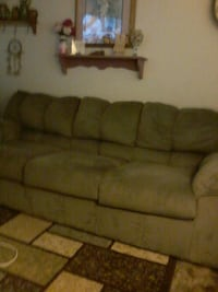 brown fabric 4 seat sofa Tulare, 93274