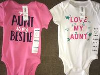 Old navy brand new onesies