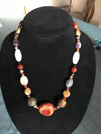 Beaded stone necklaces!   Lancaster, 93535
