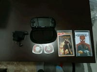 Psp (play station portable)