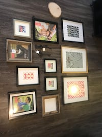 Picture Frames- Perfect for Gallery Wall! Kansas City, 64112