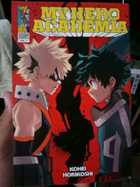 My hero academia volume 2 Manteca, 95336