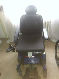 Jazzy full powered weelchair