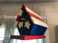 Patriotic Bird House Farragut, 37934