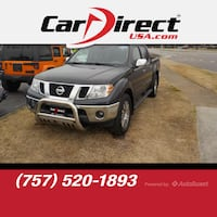 2010 Nissan Frontier LE Virginia Beach, 23455