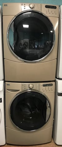 Kenmore front load washer and dryer set 90 days warranty Reisterstown, 21136
