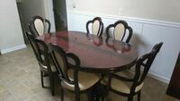 Beautiful Dining Set-Solid Wood