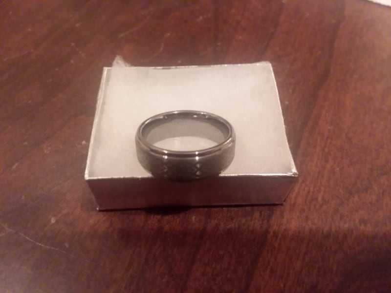 Tungsten Carbide Celtic Knot Ring 90d820a6-98c3-4188-9856-022c2aa47d83