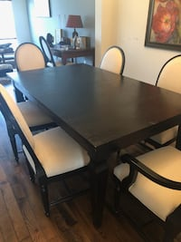 Restoration Hardware Dining Table and Chairs Ashburn, 20148