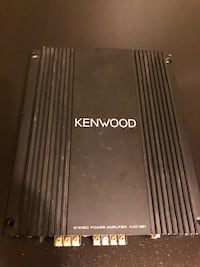 Kenwood KAC-921 2 Channel Stereo Power Car Amp Amplifier  Columbia, 21045