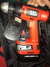 Black and decker drill Mississauga