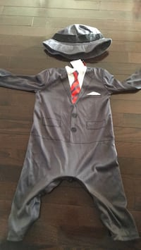 Mob costume toddler Brampton, L7A