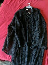 Knitted dress with jacket Frederick, 21702
