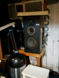 House speakers sony 12inch