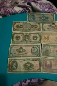 assorted-denomination coin lot Los Angeles, 90023