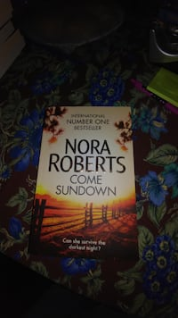 Come Sundown by Nora Roberts Lyons