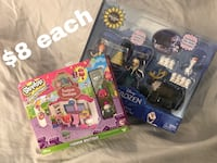 assorted-color toy pack lot 2269 mi