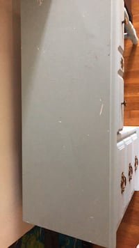 white single-door refrigerator Falls Church, 22046