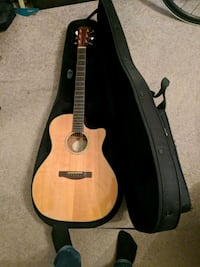 Fender acoustic electric GA-43SCE NAT + case Arlington, 22202
