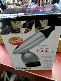 CONAIR POWER SHOE POLISHING KIT San Leandro