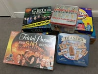brand new board games... Toronto, M1E 2B8
