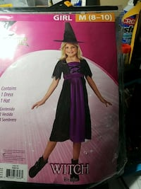 Witch halloween costume-like new Springfield, 22153