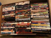 DVDs excellent condition  580 km